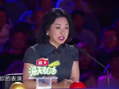 中国达人秀:金星和选手的对话太逗了,沈腾在旁边都笑趴下了