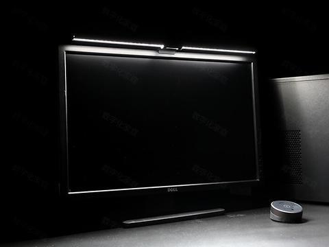 显示器新搭档 明基ScreenBar Halo第三代显示器挂灯体验