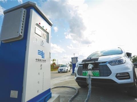海南省又在新能源领域放大招!公务车、网约车都将电动化