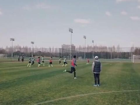 青岛队在上海开启第二阶段冬训