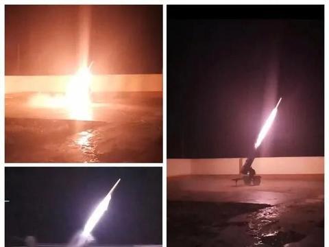 """沙河:立体式人工增雪,""""飞机+火箭""""!发射火箭弹18枚!"""