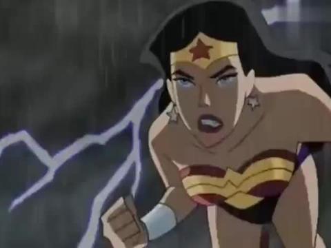 为了救神奇女侠,超人被杀,神奇女侠含泪出击