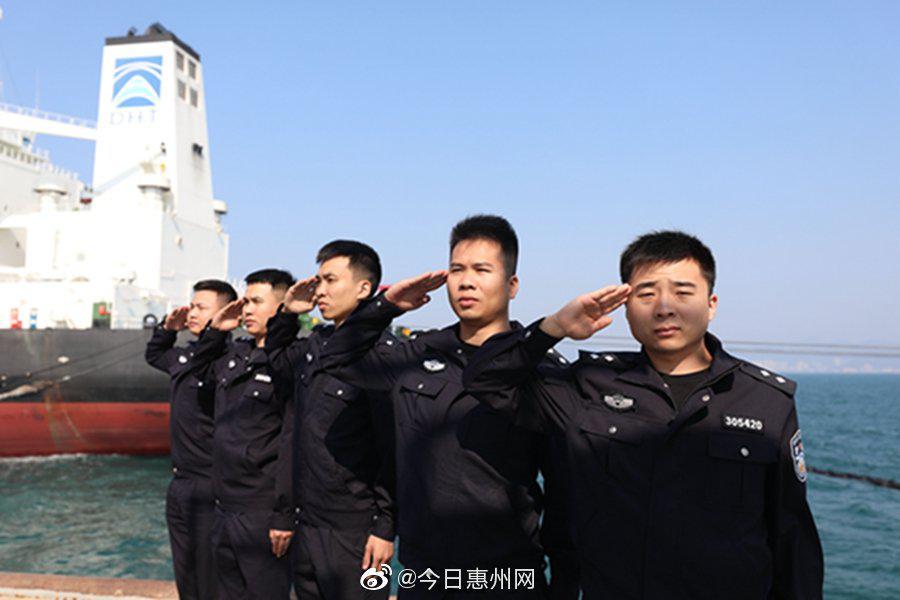 惠州边检站5名新警支援西藏阿里