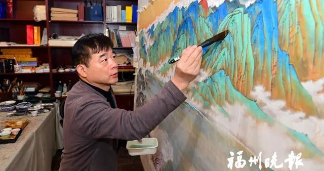 杨东平:绘闽版千里江山图