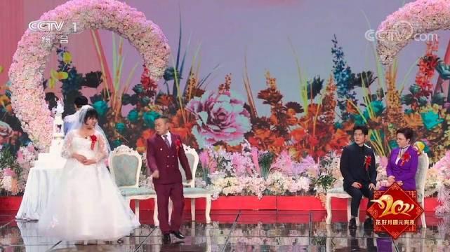 李雪琴和孟鹤堂这个婚礼彩排的小品简直就是大写的真实!