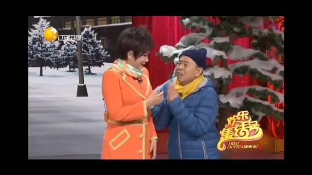 蔡明潘长江合体就是最绝的,两位老师搭档的每一个小品都是经典……