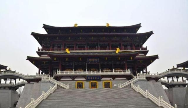 陕西西安有个公园,投资13亿修建两年,是国家AAAAA级旅游景区