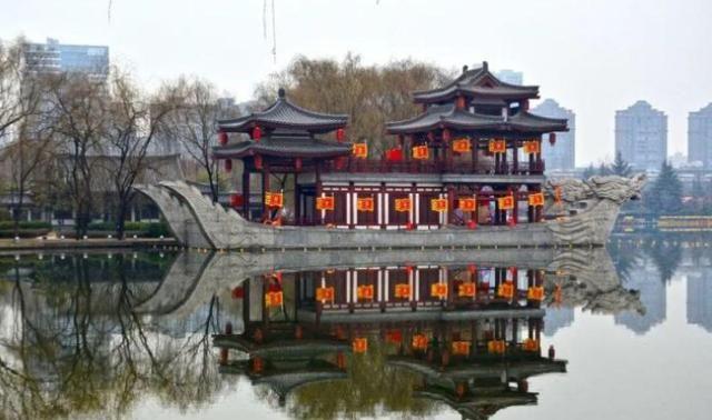 陕西西安有个公园,投资13亿修建两年,是国家AAAAA级旅游景区图2