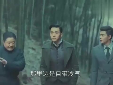 影视:张启山在冰库遇到一位小姑娘,张启山和姑娘的对话好有趣!