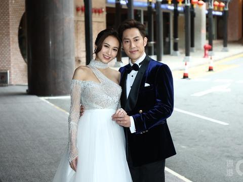 TVB小花汤怡与麦秋成结婚,两人秘密拍拖半年奉子成婚