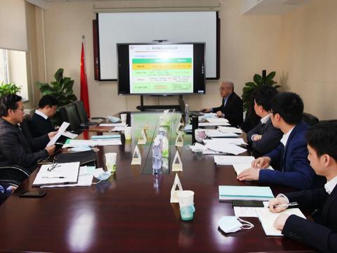 国家发改委产业司与中国建材联合会就加快铁铝酸盐水泥应用座谈