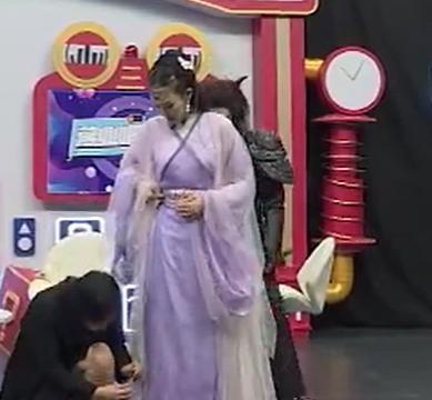 唐嫣再饰紫萱,却被指该角是演技颜值巅峰,节目大谈罗晋和女儿