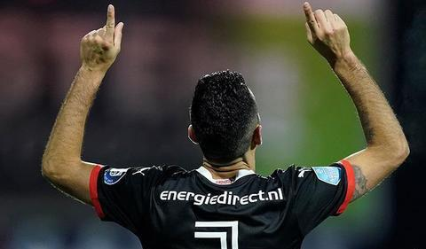 扎哈维2场4球,荷兰豪门依然欧战出局,他们距离晋级只差2分钟