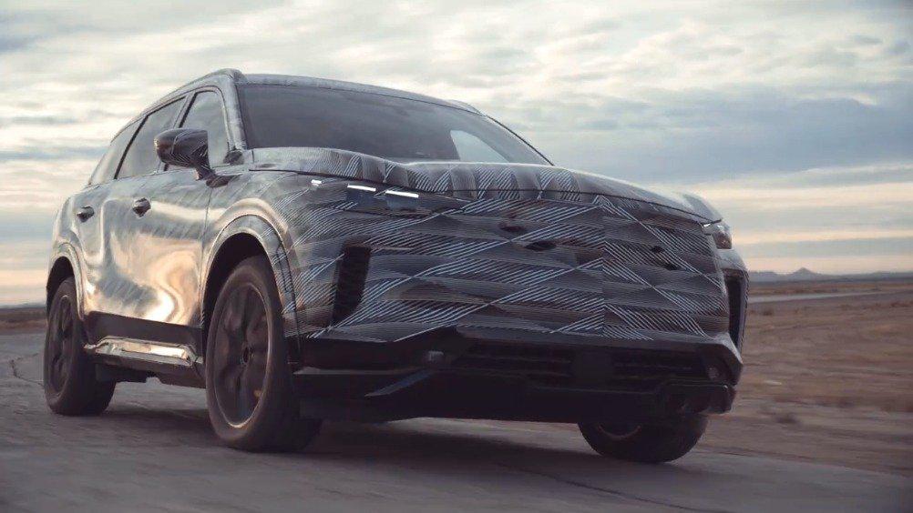 视频:全新一代英菲尼迪QX60预告视频,新车将于下半年首发亮相
