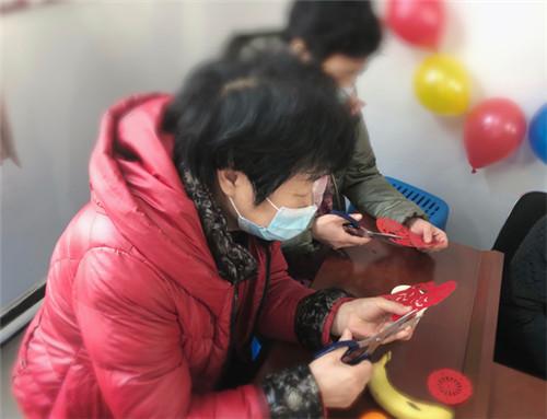 """唐山市路北区光明南里第二社区举行""""我们的节日·元宵节""""活动"""