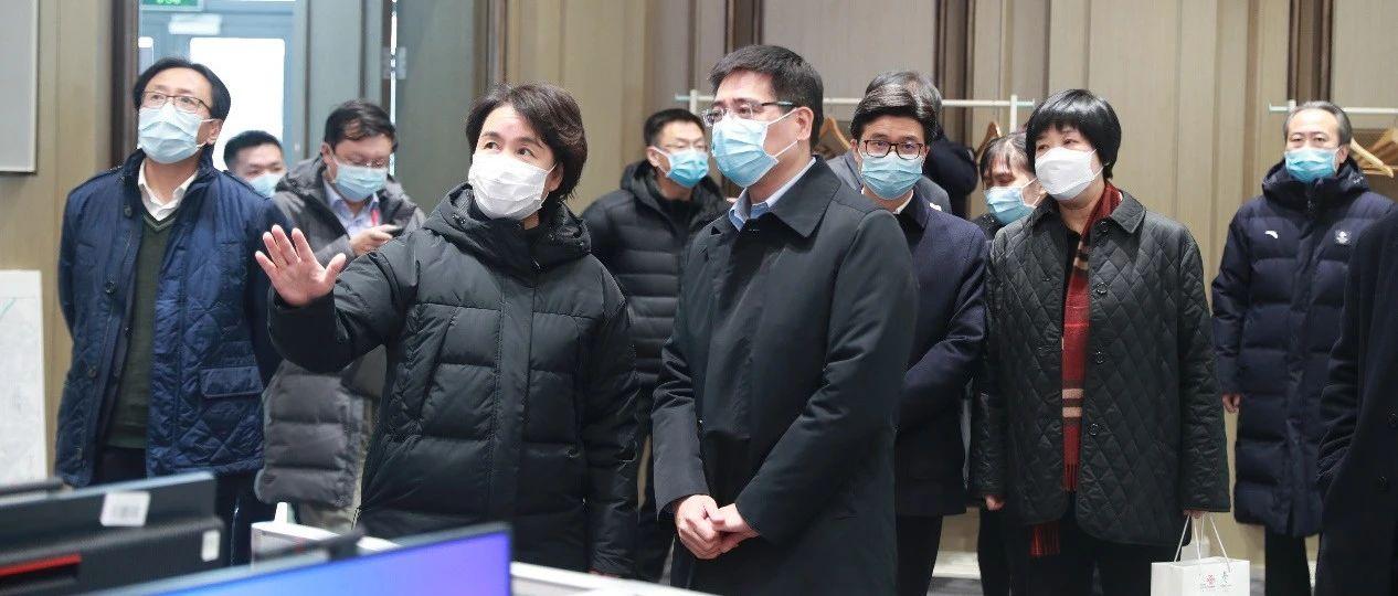 中国联通总经理陈忠岳一行拜访北京冬奥组委并调研冬奥雪上测试活动