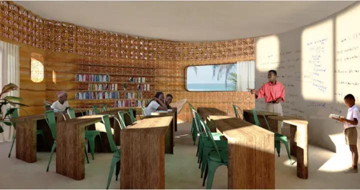 马达加斯加将建全球首所3D打印学校