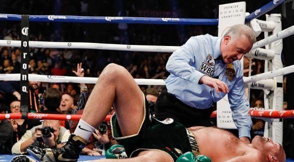 「拳击」维尔德:裁判偏袒泰森·富里,我依然是不败王者!