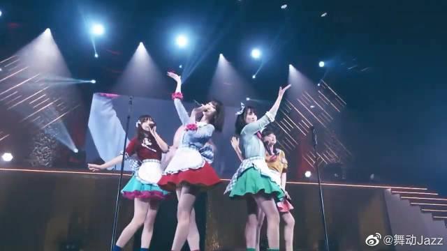 NGT48 ペラペラペラオ 每一次的舞台都是精心准备……