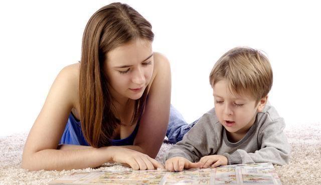 儿子说要多读书,书中有黄金——亲子陪读有感