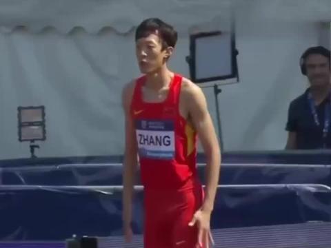 中国跳高界的舞王张国伟,跳高和跳舞哪个更厉害?