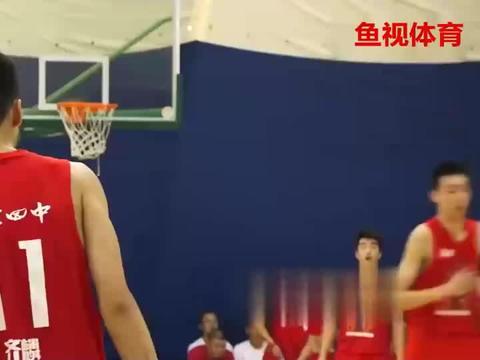 原清华校队篮球生,齐麟劲爆集锦!