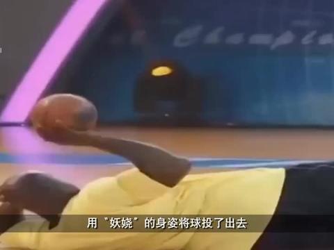 奥尼尔展示罚球,奥胖:球可以不进,但姿势必须要帅!