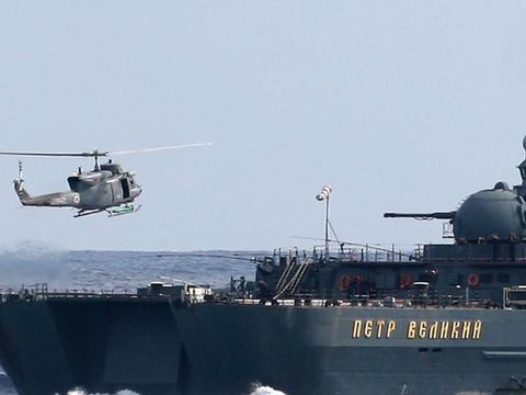 """曾经的王者,俄海军的脊梁,""""彼得大帝""""号核动力巡洋舰有多强?"""