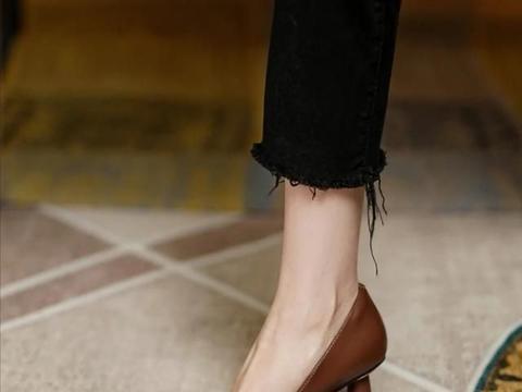 小白鞋输了,今年流行这几双美鞋,好看到犯规