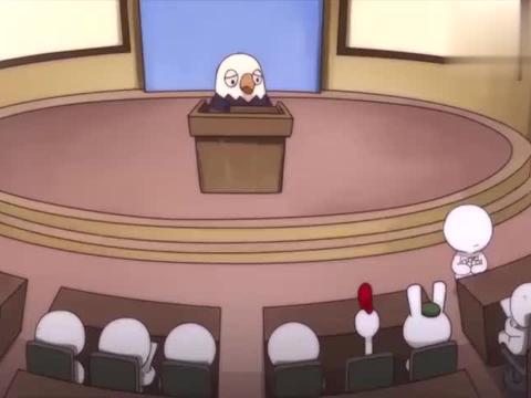 那年那兔那些事:大家上交投票,竟然出现了弃权票,鹰酱都蒙了