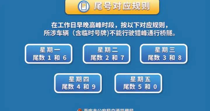 3月1日开学+返工+错峰三重叠加!这份来自重庆交巡警的温馨提示请查收