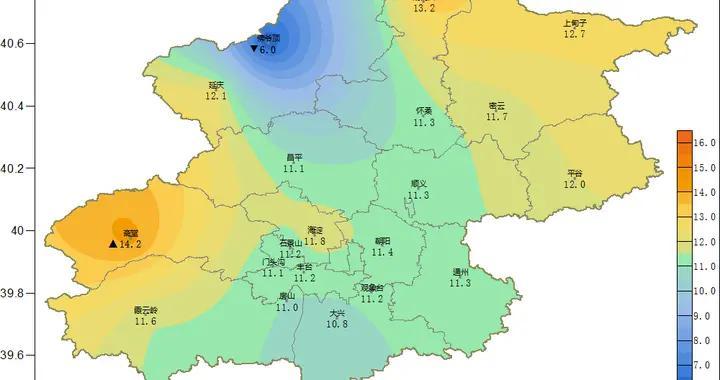 今夜起北京将迎明显雨雪天气,气温骤降