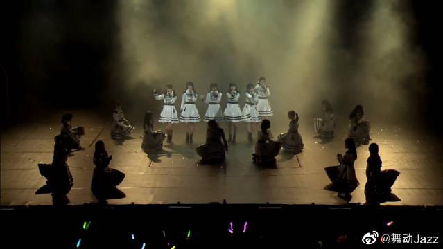 HKT48 風は吹いている 超棒的一群小姐姐们呀!