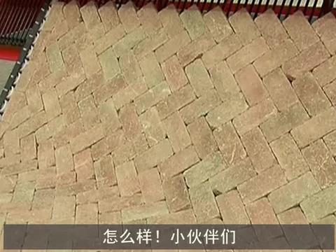 """荷兰发明""""马路打印机"""",全程自动铺砖,8小时铺完500米!"""