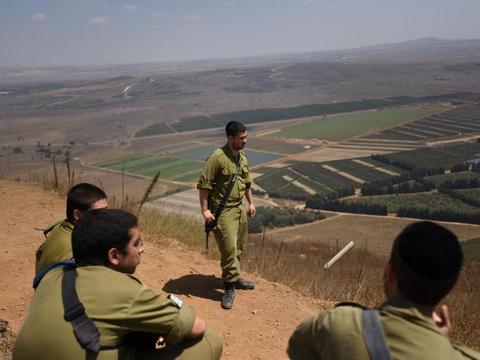 以色列和美国从空中袭击叙利亚,叙代表上书联合国:应该立即停止