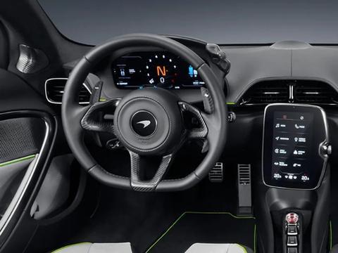 迈凯伦发布全新混动超跑:这个时代的高性能,V6就能满足