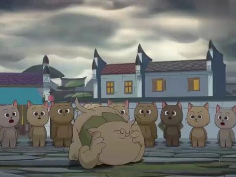 京剧猫:小白将京剧猫故事,却找到怀疑,说世上根本没有京剧猫