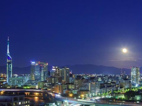 蔡澜说城市印象:日本福冈