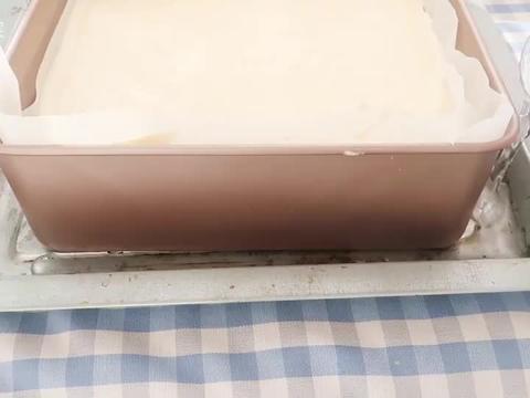 Duang~ 超软超细腻的古早蛋糕 神仙口感!