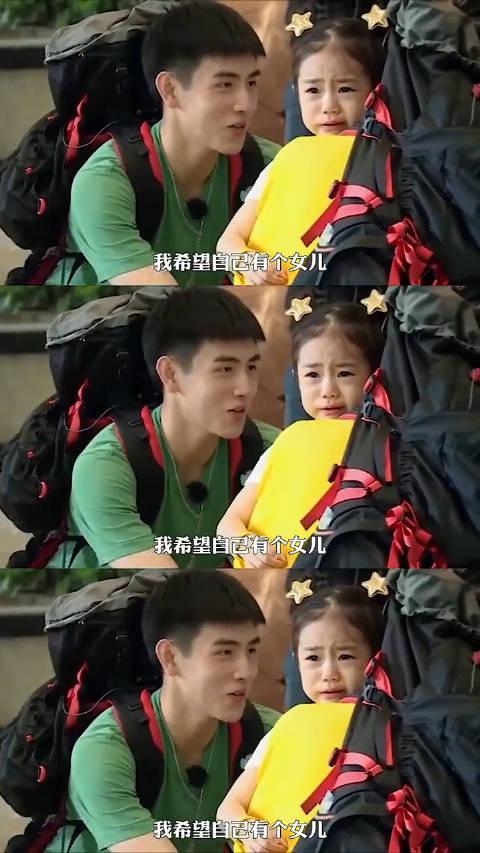 陈飞宇遇见lucky,也抵挡不住她的魅力,以后一定要生个女儿!