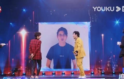 《追光吧哥哥》总决赛,吴奇隆苏有朋录制加油视频为陈志朋打call
