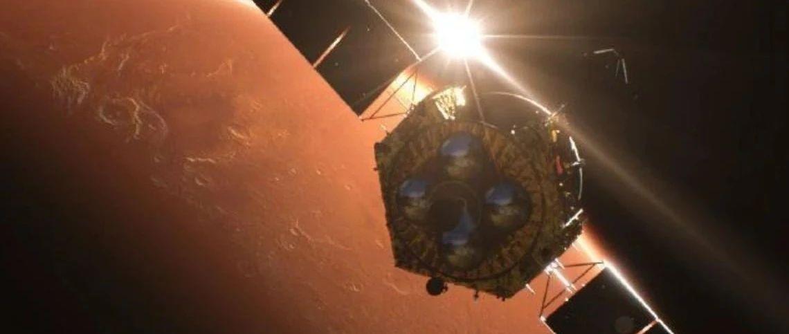 本月火星迎来三位客人,中美火星探测有何不同?
