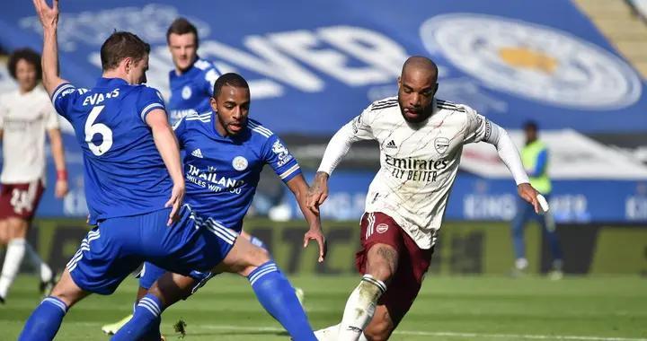 英超-拉卡泽特点射 路易斯佩佩破门 阿森纳3-1逆转莱斯特城