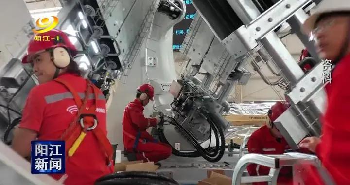 阳江去年新增高新技术企业34家