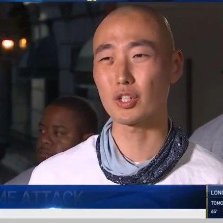 """他为美国卖命却在街头惨遭殴打 还被骂""""中国病毒"""""""