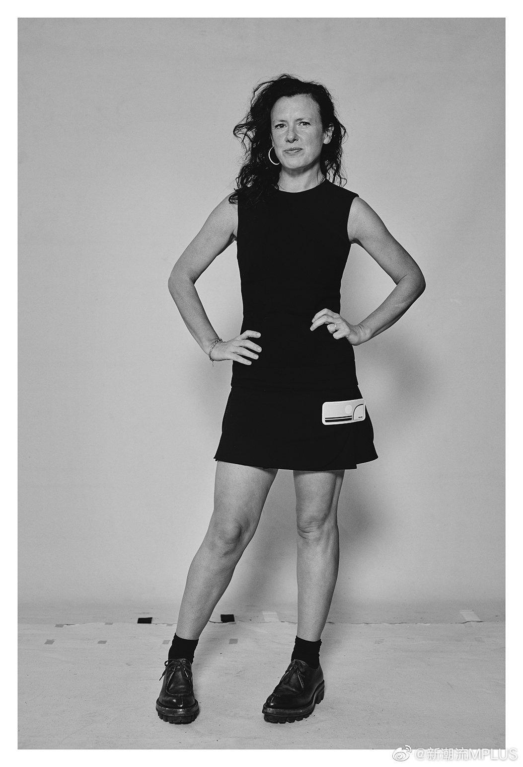 2021年2月28日,意大利百年时尚运动品牌FILA再登米兰时装周图1