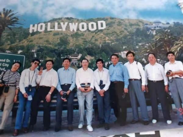 熊宗荣:好莱坞电影城和迪士尼游乐园