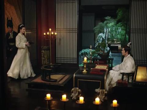 三生三世枕上书:帝君想念凤九,姬蘅特意送上桂花酒,害他做噩梦