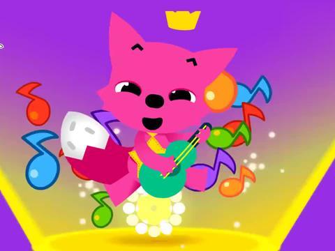碰碰狐英语鹅妈妈童谣:小兔子要出行,天却要下雨了,唱歌给他听