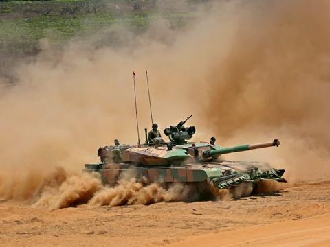 坦克界奇葩!印度新型阿琼坦克终于采购了,未来国内基建又遭殃了